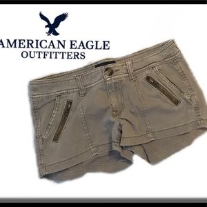 American Eagle Outfitters Camp Shorts Sz. 4